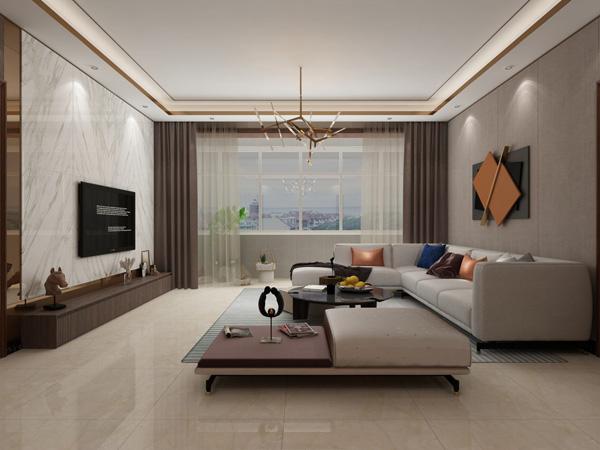 安阳装修公司是怎样设计现代简约风格的